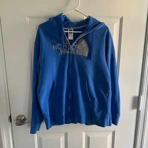 The North Face Zip-Up Hoodie